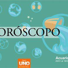 El horóscopo para este miércoles 23 de enero de 2019