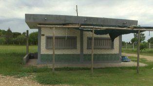 El Club Sportivo Libanés de Paraná sufrió un robo. No sólo se llevaron cosas de la institución, sino que desvalijaron casi la totalidad de las pertenencias de los caseros que viven allí.