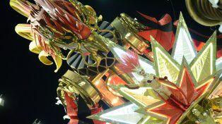 Reinó la magia en la segunda noche de Carnaval