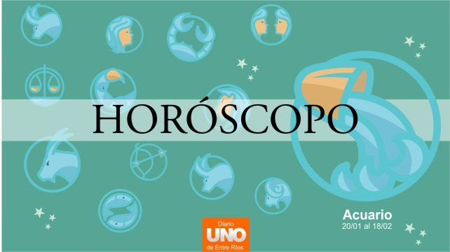Horóscopo de hoy, domingo 27 enero 2019