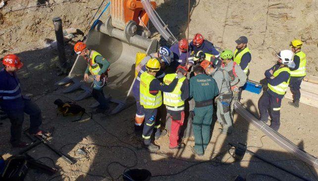Los mineros están haciendo un esfuerzo superlativo.