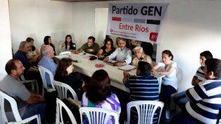La Convención del GEN se desarrolló en Gualeguaychú