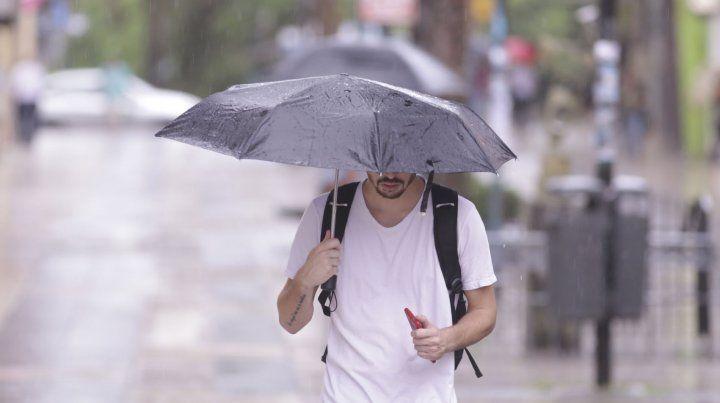Renovaron el alerta meteorológico para toda la provincia