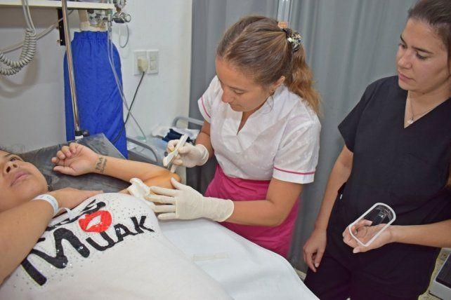En la provincia se colocaron más de 4.000 implantes subdérmicos