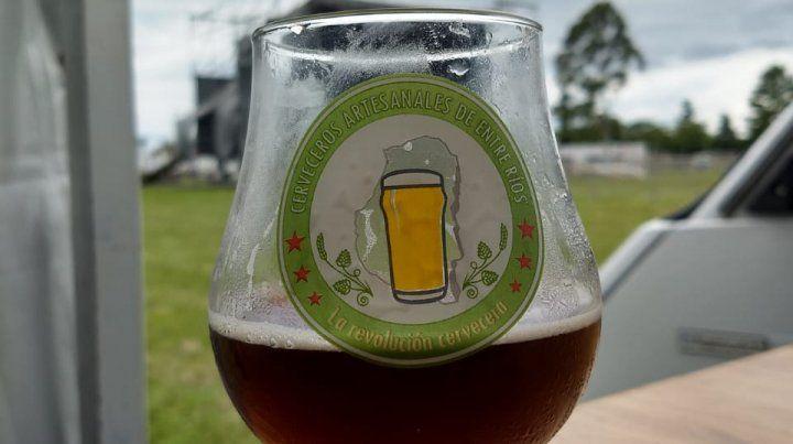 Los cerveceros entrerrianos tienen todo listo para el festval.