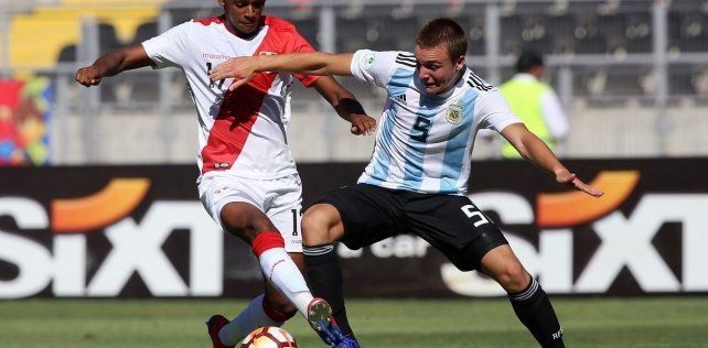Argentina en el hexagonal final del Sudamericano Sub 20
