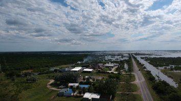 El río Gualeguay está por llegar a Soluciones Ambientales.