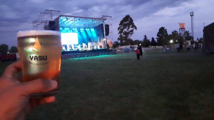 Salud.