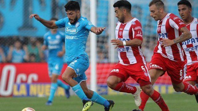Belgrano y Unión igualaron en Córdoba