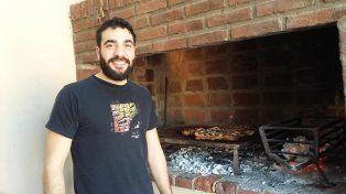 Apareció Manuel Sánchez, el joven que se había despedido de su novia con un mail