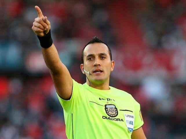 Espinoza estará en el encuentro entre Patronato y Atlético Tucumán