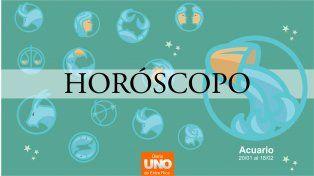 El horóscopo para este miércoles 30 de enero de 2019