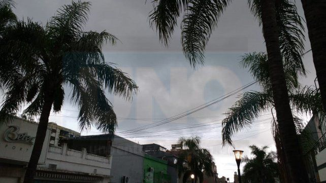 Hay alerta por tormentas fuertes para todo el territorio entrerriano