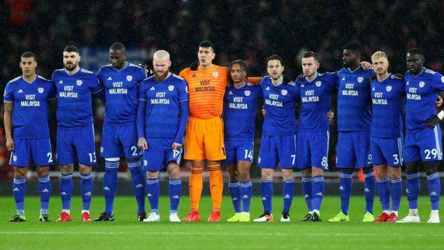 Futbolistas del Cardiff tienen miedo de volar
