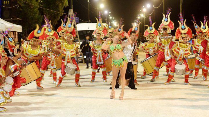 Fiesta. Durante seis fines de semana se podrá disfrutar del color y la música del carnaval.