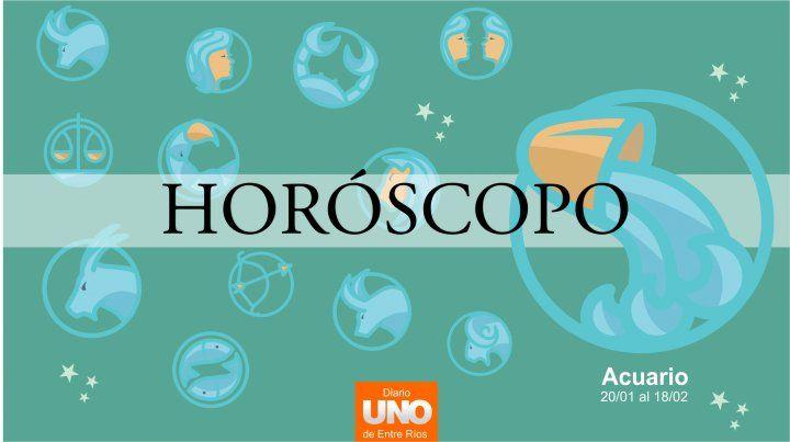 El horóscopo para este jueves 31 de enero de 2019