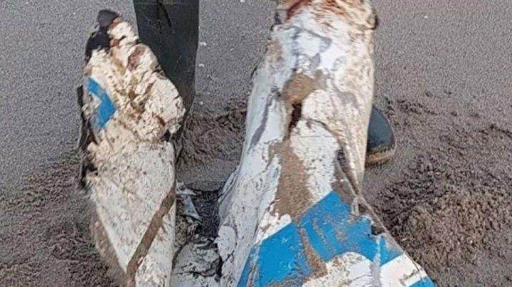 Encontraron resto del posible avión que trasladaba a Emiliano Sala