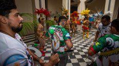 presentaron los carnavales de parana 2019