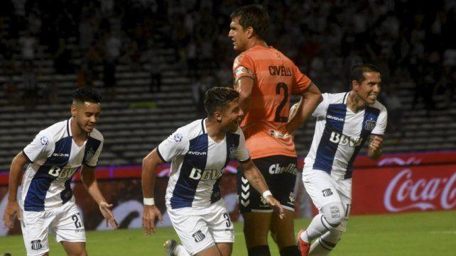 El equipo de Córdoba y un nuevo triunfo.