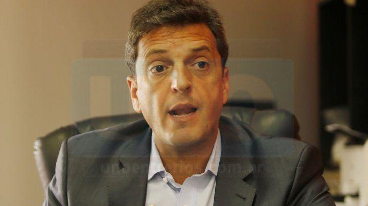 Massa le contestó a Macri: Su rumbo equivocado lo vamos a cambiar los argentinos en octubre