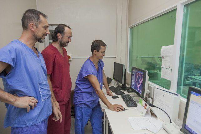 Se practicaron más de 70 neurocirugías por aneurismas cerebrales en 2018