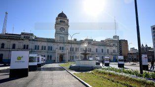 Continúa el cronograma de pagos para los estatales provinciales