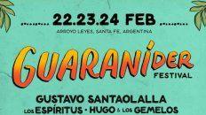 guarani der festival, un ritual en el litoral de la galaxia