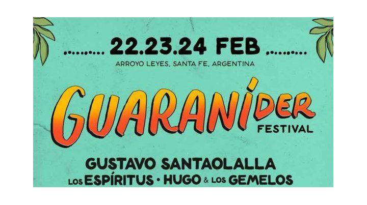 Guaraní Der Festival, un ritual en el litoral de la galaxia