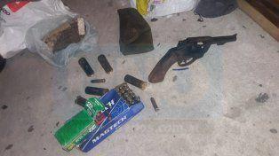 Robos en San Benito: ocho allanamientos, recupero de lo sustraído y dos detenidos