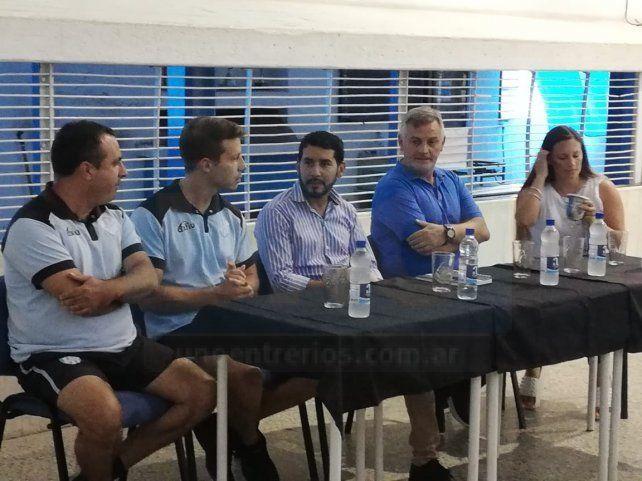 Belgrano presentó a los técnicos para la temporada 2019