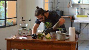 Procesado por dar talleres públicos sobre marihuana para uso personal