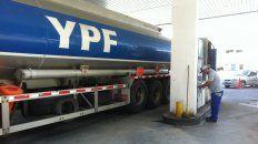 ypf aumento 4% el precio de todos sus combustibles desde esta manana en todo el pais