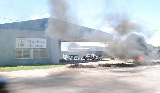 Una fábrica de Villa Elisa despidió a 21 trabajadores
