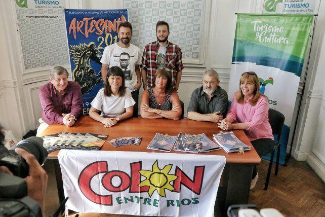 Colón se prepara para una nueva edición de la fiesta nacional de la Artesanía