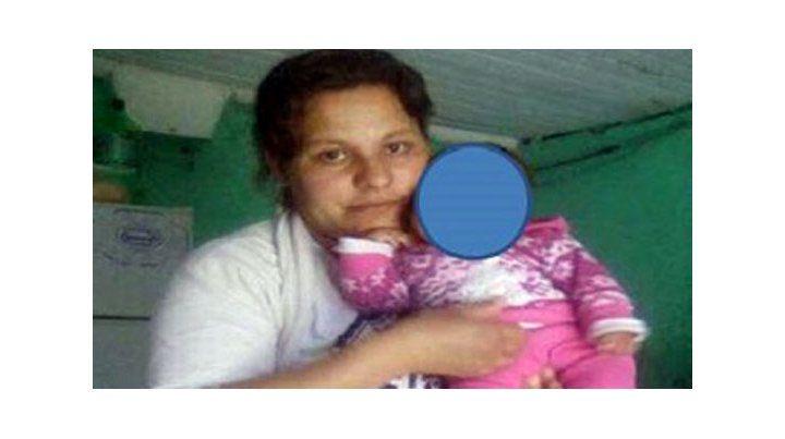 La víctima. Monge fue ultimada en los primeros días de diciembre en Chajarí.