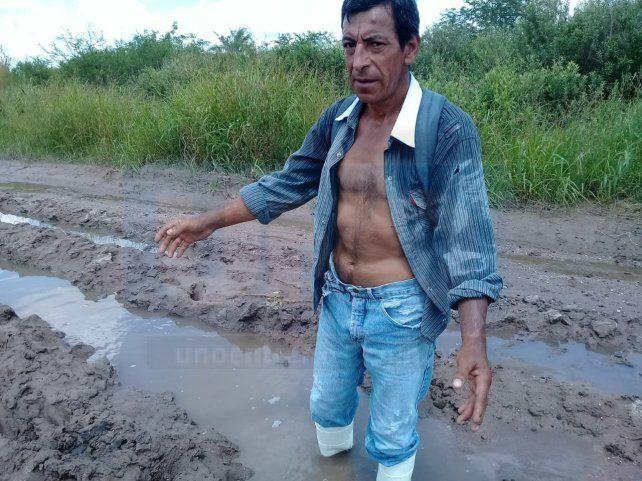 Caminos desastrosos en el corazón productivo de Tala y Gualeguay