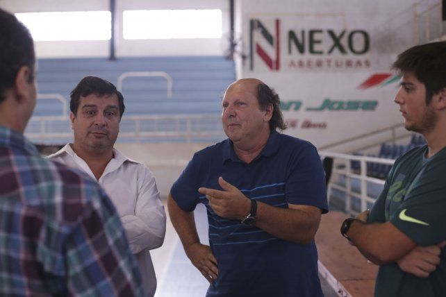 El entrenador surgido en el club fue presentado la semana pasada
