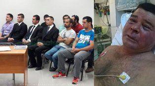 Versiones. Los policías y el médico sostienen su inocencia respecto del relato el hecho efectuado por la víctima.López reiteró su denuncia.
