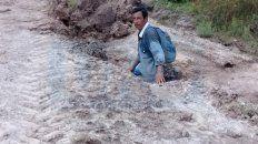 caminos desastrosos en el corazon productivo de tala y gualeguay
