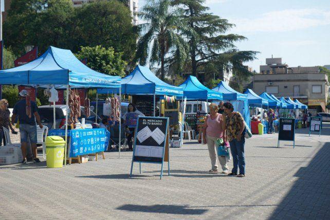 Ante el aumento de precios, los consumidores se vuelcan al Mercado en tu Barrio