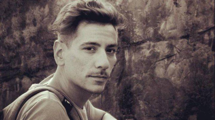 La víctima. El escritor de La Paz fue agredido por su condición sexual.