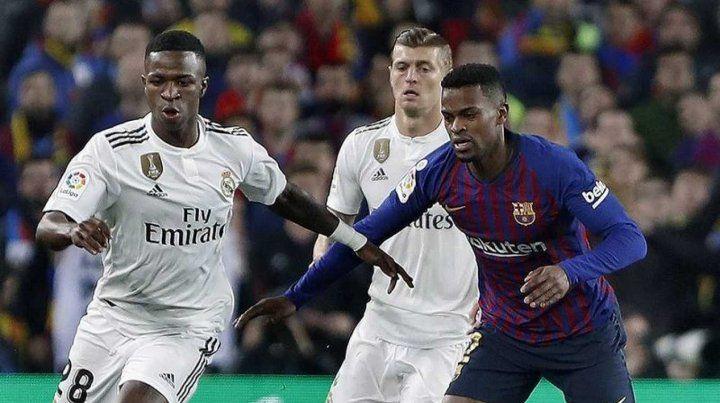 El clásico fue empate en el Camp Nou