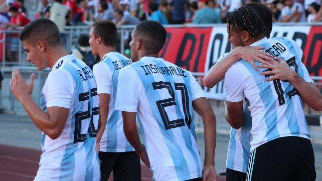 Clasificados Al Mundial Sub 20: La Selección Sub 20 Buscará La Clasificación Al Mundial