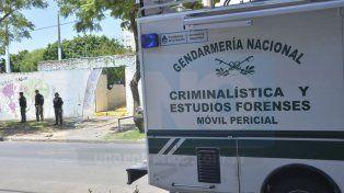 Gendarmería allana el club Belgrano de Paraná