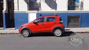 Paraná: Turista indignada porque Tránsito le retuvo el automóvil