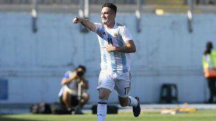 Argentina venció a Uruguay y se aseguró la clasificación