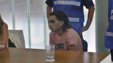 Prisión preventiva. En la tarde de este viernes fue enviado al penal por 60 días. Foto: Juan Manuel Hernández
