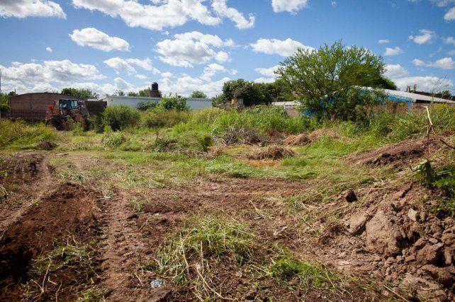 La Municipalidad interviene en terrenos privados por falta de mantenimiento