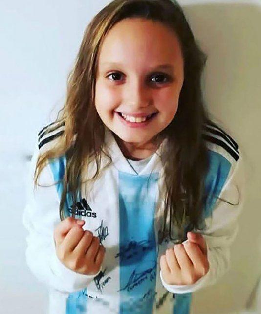 La argentina de 10 años que brilla en el Atlético Madrid