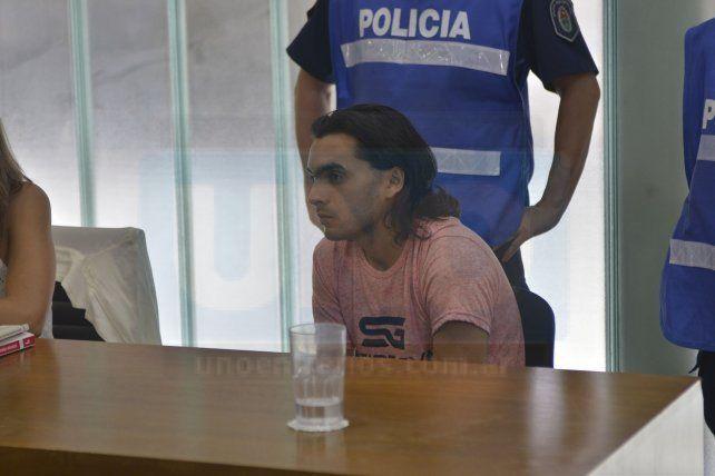 El acusador público y la defensora pública acordaron, con la anuencia del imputado, que Miguel Cristo permanezca detenido durante 60 días mientras avanza la investigación penal preparatoria.
